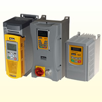 Frequency inverter Parker