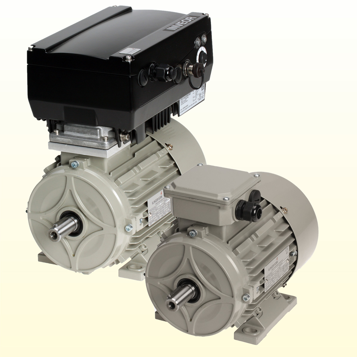 AC motors IE3 - KlingerBorn