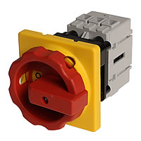 Emergency stop mains switches KB-NLO IP67
