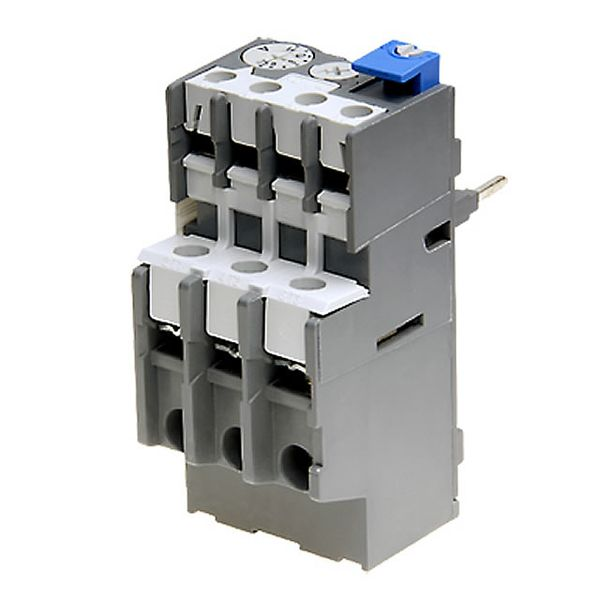 TA25DU thermal overload relay on