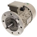 Three-phase asynchronous motor with cage rotor  from KlingerBorn, motor design B5