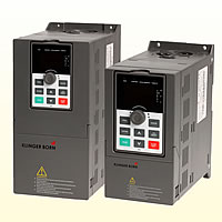 Frequency inverter from Powtran