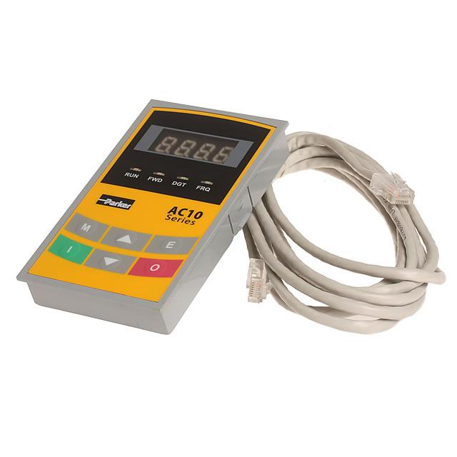 3Ph-400V 1,5kW 4,0A C3 Frequenzumrichter AC10 Parker 10G-42-0040-BF